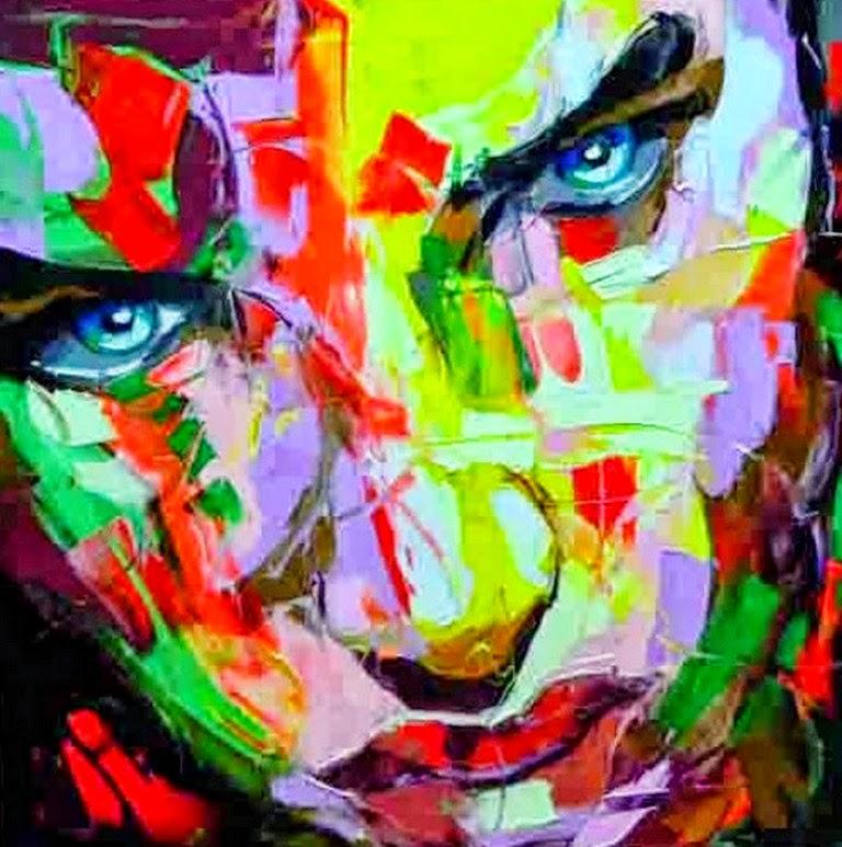 rostros-femeninos-en-pinturas-abstractos