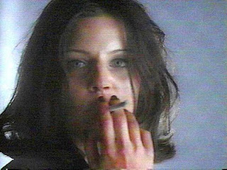 andrea parker smoking