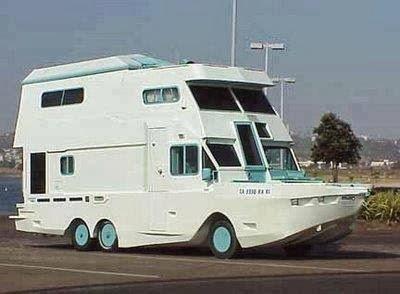 Boat camper
