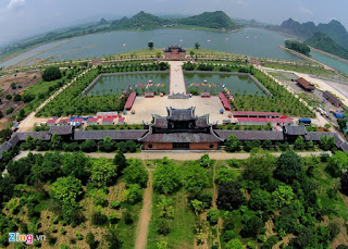 overview-Hoa Lu Ancient Capital