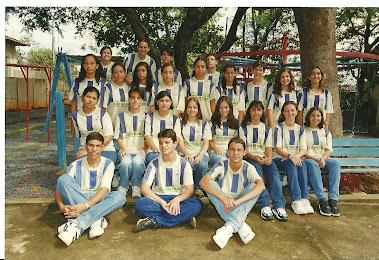 TURMA: 08 FORMANDOS 2002