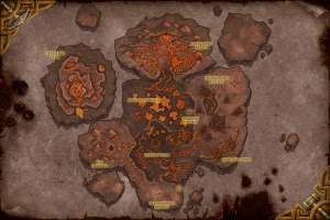 How to Get Into Molten Flow Area World of Warcraft Guide