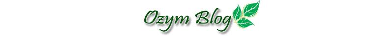 Ozym Blog