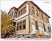 NECİP BEY ve Torunu Ahmet ÇÖKELEZ Konağı - e