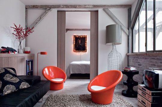 Loft mademoiselle i do for Fenetre style loft
