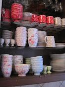 hullaannuttavia astioita...