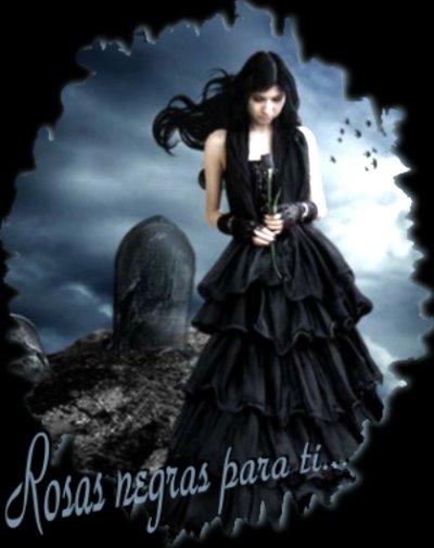 +ROSAS NEGRAS...