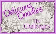 Delicious Doodles Challenges