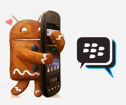 Cara Instal BBM Gingerbread Android Tanpa Root