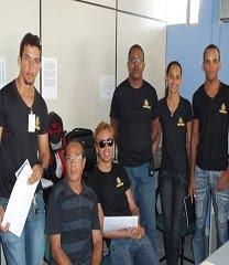 Competente equipe de fiscais da Prefeitura de Ilhéus.