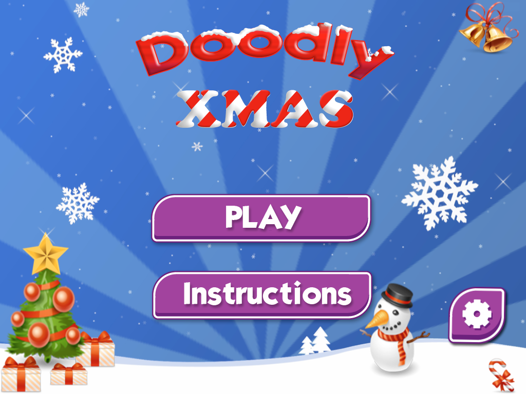 Doodly xmas hd 1 1 ipad is out and free for a limited for Doodly free