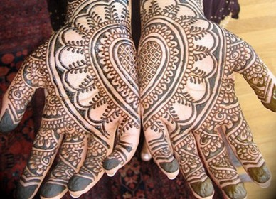 Mehndi Step By Step Designs : Indian mehndi: mehndi designs for hands step by