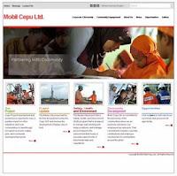 MCL Cepu, Exxon Mobil Cepu, Official site Exxon Mobil Cepu