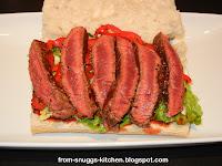 Jamie Oliver´s Steaksandwich