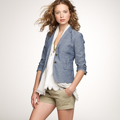 Chambray and Fashion