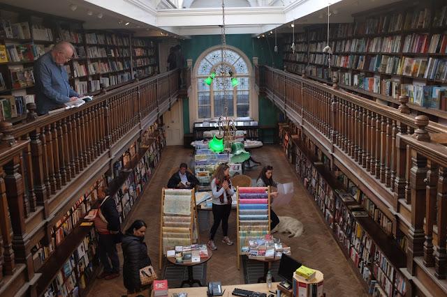 daunt books london myharublog