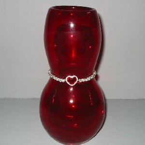 Order The Moulin Rouge Hand Blown Vase
