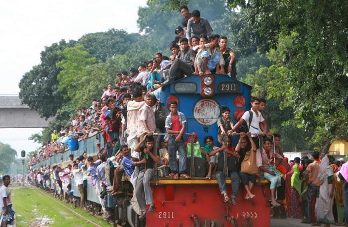 Fotoğrafçılara Hindistan'ı ziyaret etmek için 15 tuhaf neden