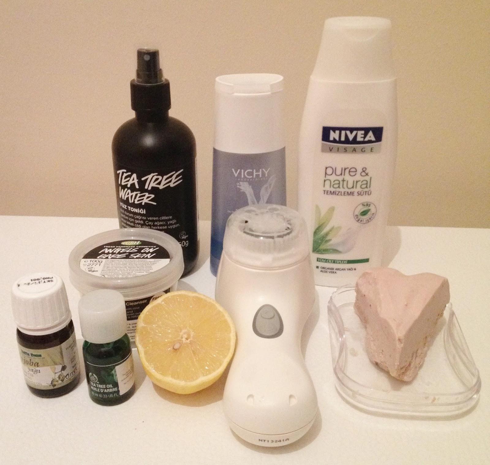 Kış İçin Tavsiye Edilen Cilt Bakım Ürünleri