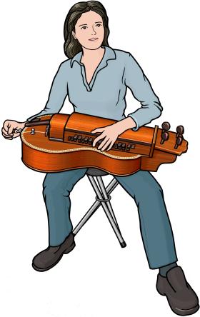 ハーディ・ガーディ Hurdy gurdy