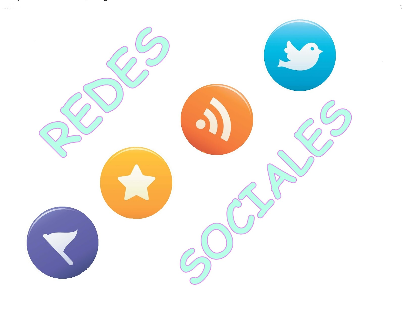 redes sociales blogger