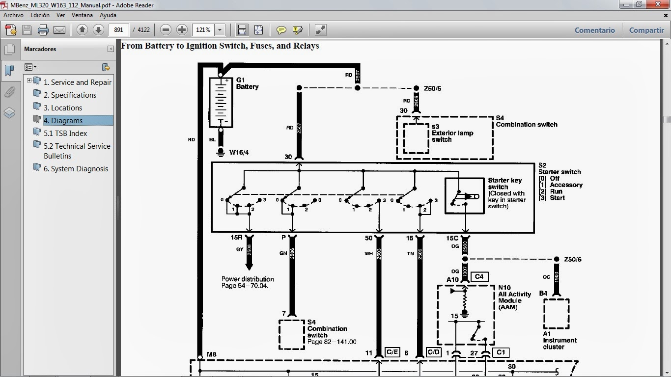 fuse box diagram along with mercedes 1998 e320 fuse wiring diagram and circuit schematic