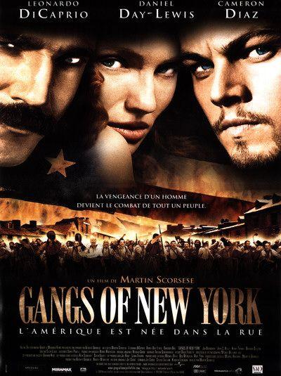 Movie Gangs of New York