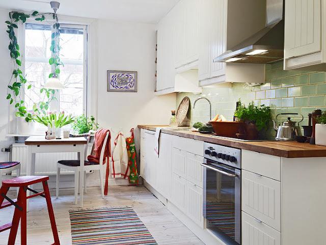 4BildCasa: ISPIRAZIONI AMBIENTI - cucina e soggiorno