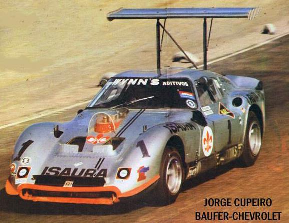 12 de Julio, 1970 / JORGE CUPEIRO GANABA EN SP EN RAFAELA
