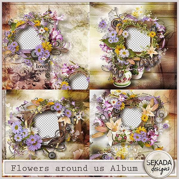 http://www.mscraps.com/shop/Flowers-around-us-Album/