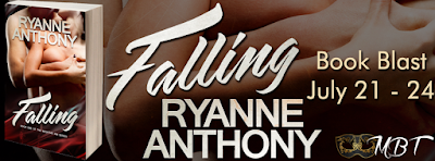 Book Blast: Falling by Ryanne Anthony + Giveaway (INT) #FallingBlast