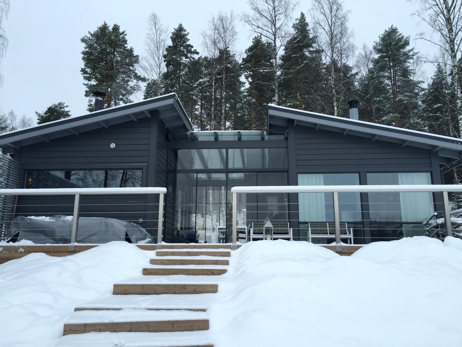 Snowy Cabin Finland, Padasjoki Finland