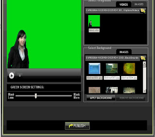 Free green screen video software for windows