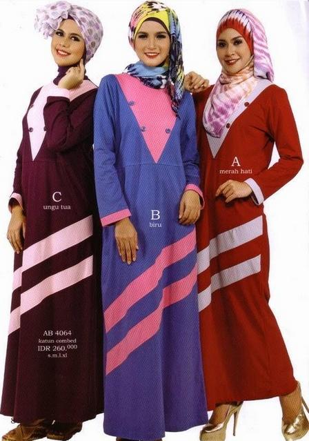 Busana Muslim Trendy Model Terbaru untuk Anak Muda