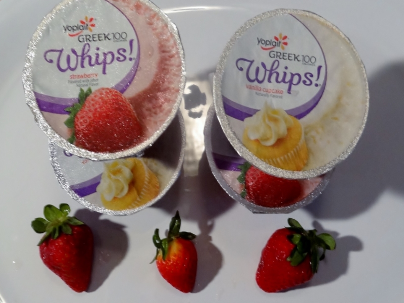 Yoplait Greek 100 Whips, recipe, healthy, eating