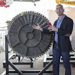 Recovered Apollo Program Engines Unveiled At Seattle's Museum of Flight