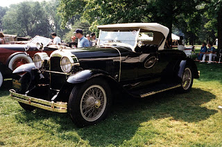 1923 Duesenberg Model A : Classic Car