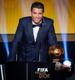 Profil Cristiano Ronaldo