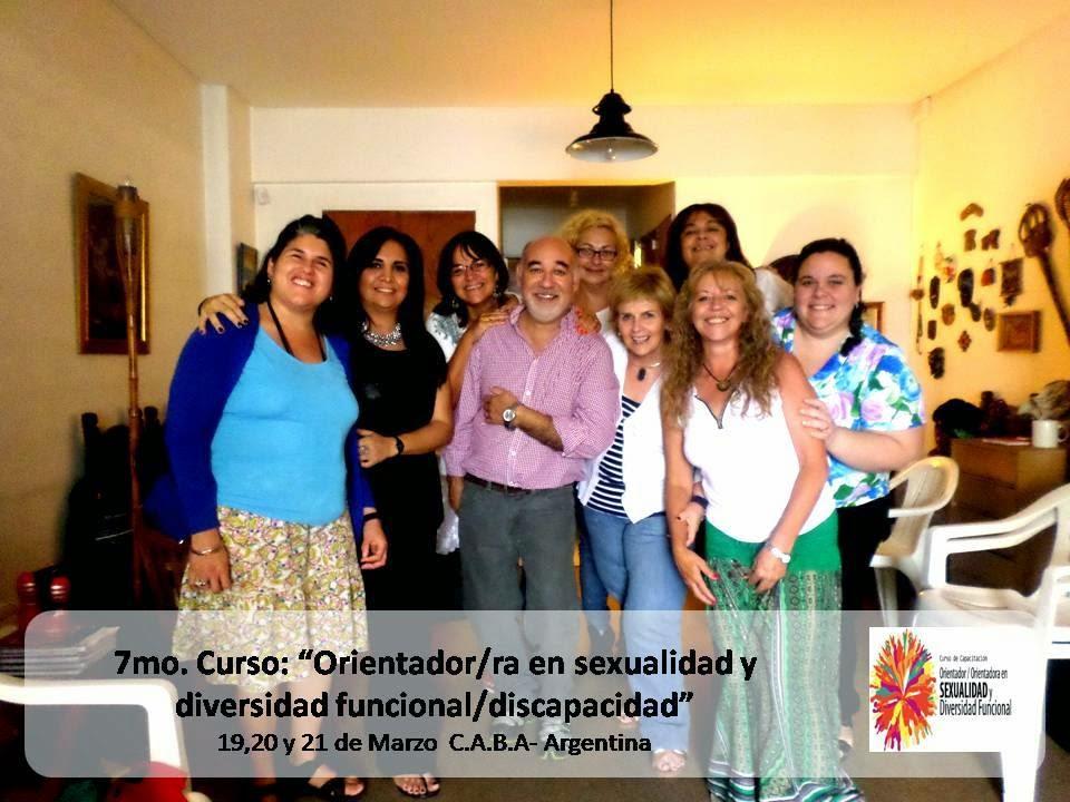 7mo. Curso Orientador/ra en sexualidad y diversidad funcional