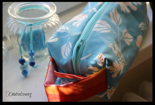Knutselzwerg: Strickzeugtasche von Machwerk
