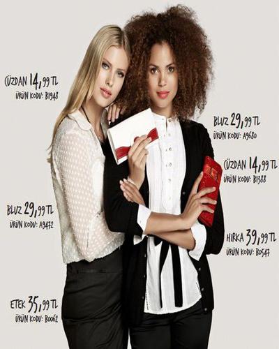defacto bayan ürünleri