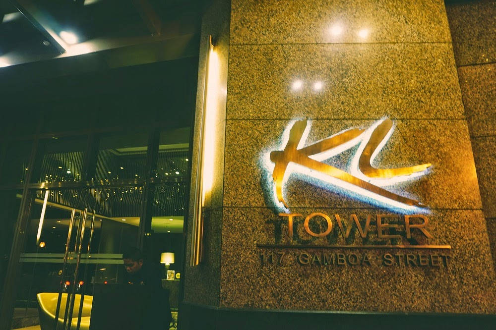 <Hotel Staycation> Lounging at KL Tower Serviced Residences