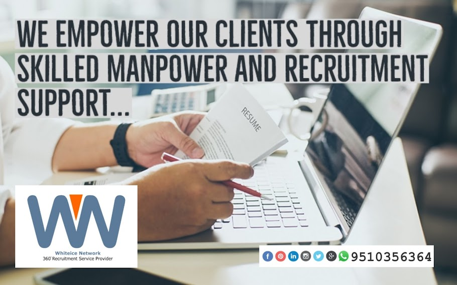 Whiteice Network - 360° Recruitment Service Provider | Leading Skilled Manpower Recruitment Company