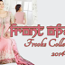 Front Open Frocks Collection 2014-2015 | Front Open Embroidered Dresses 2014