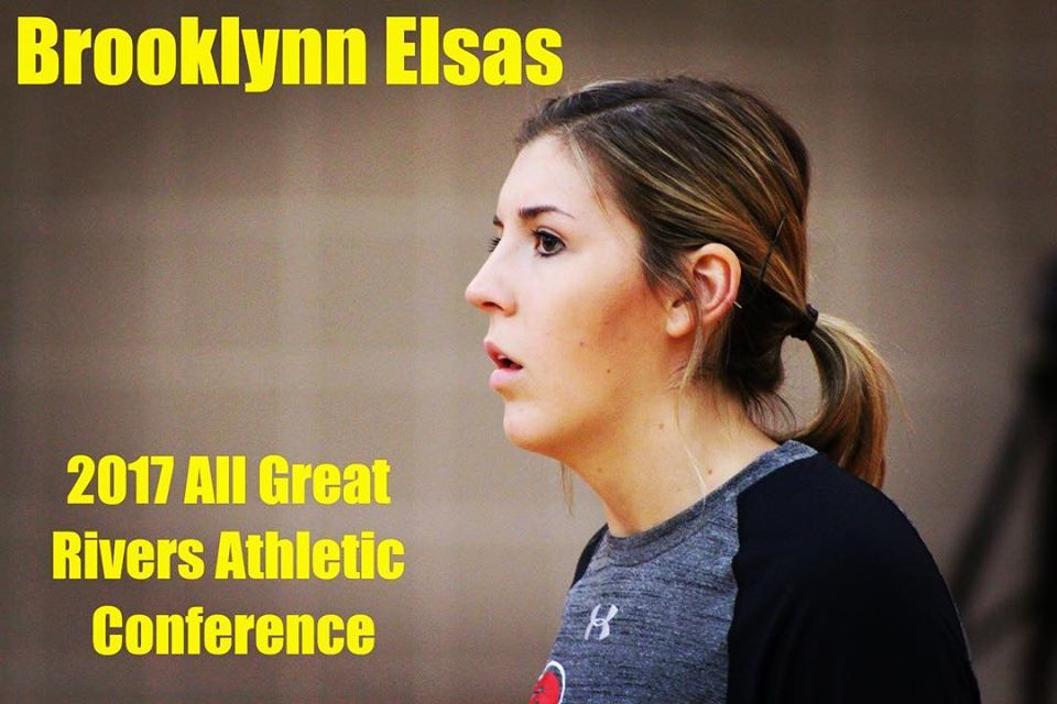 Brooklynn Elsas - 2017 All Great Rivers Athletic Conference