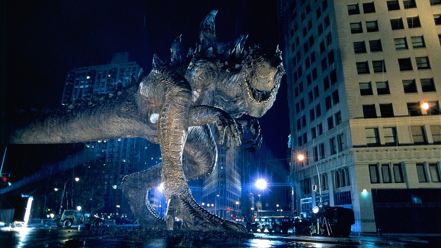 Godzilla 1998 Blu-Ray 1998 Filme 720p Bluray HD completo Torrent
