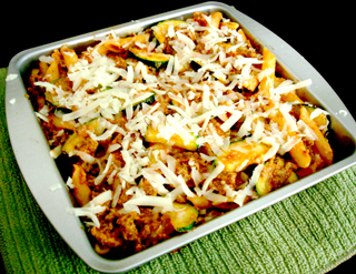 Amy Rieds somethings: 3 Cheese Mostaccioli