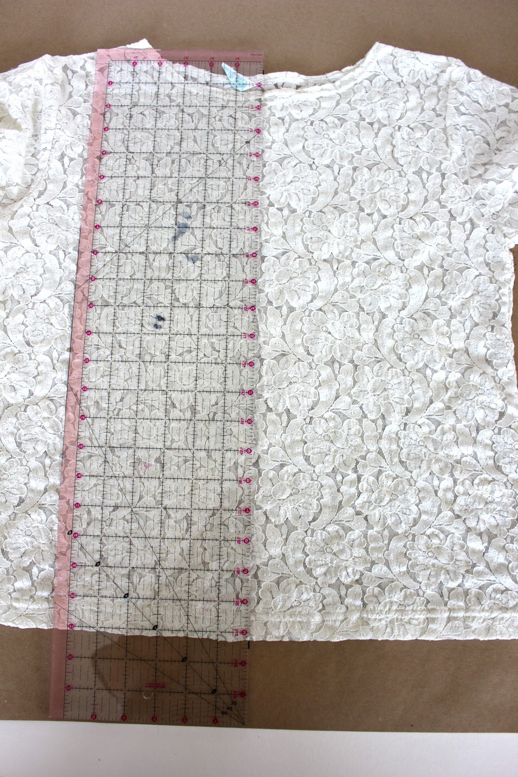 Making Your Own Pattern: a tutorial | Sweet Verbena