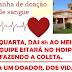 Hospital Santo Antonio Fara coleta de sangue, tipo o seu...