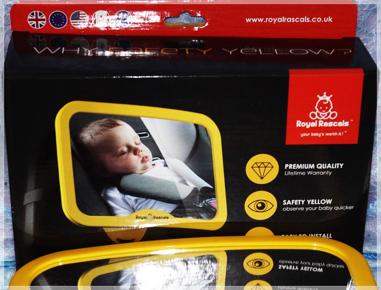 Spiegel Baby Auto : Enias diary`s royal rascals baby auto spiegel für die